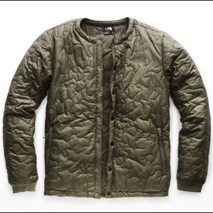 The north face alphabet city liner jacket